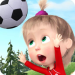 Masha and the Bear: Football Games for kids (Mod) 1.3.7