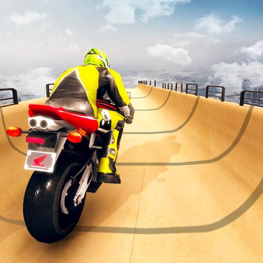 Mega Ramp Impossible Tracks Stunt Bike Rider Games (Mod) 2.9
