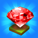Merge Jewels: Gems Merger Evolution games (Mod) 1.0.97