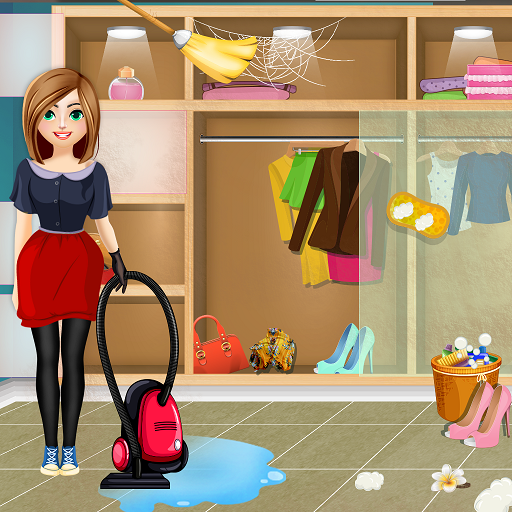 Messy House Closet Cleanup: Room Cleaning Game (Mod) 1.0.6