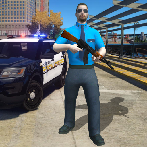 Miami Super Crime Police rope hero gangster city (Mod) 2.0