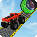 Modern Truck Stunts: Monster Truck Games 2020 (Mod) 1.11
