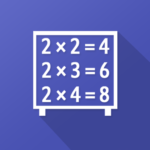Multiplication table – learn easily, mathematics (Mod) 1.2.2
