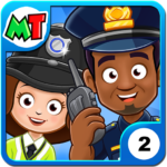 My Town : Police Station game for Kids (Mod)