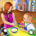 New Baby Single Mom Family Adventure (Mod) 1.0.8