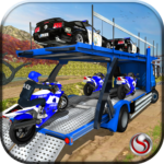 OffRoad Police Transport Truck Driving Games (Mod) 3.3
