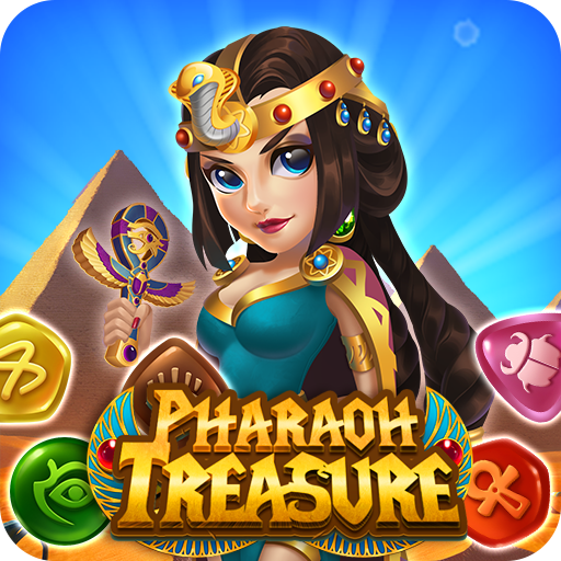 Pharaoh Magic Treasure (Mod) 1.3