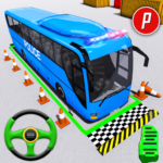 Police Bus Parking Game 3D – Police Bus Games 2019 (Mod) 1.0.14