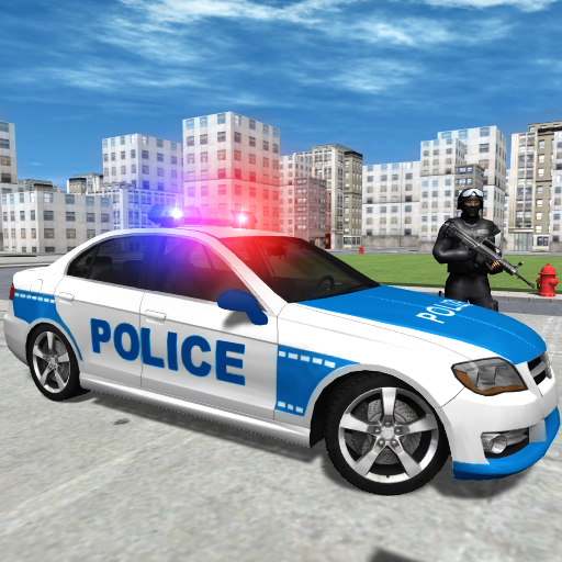 Police Car Driver City (Mod) 4