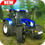 Real Tractor Drive Simulator 2018 (Mod) 1.4