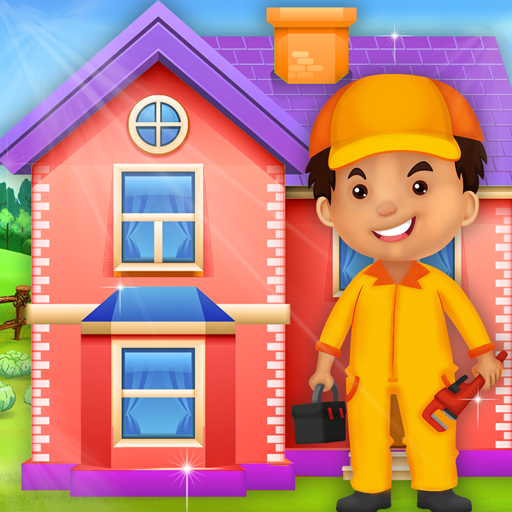 Repair Modern House: Cleaning & Fix it Game (Mod) 0.2