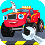 Repair machines – monster trucks (Mod) 1.1.0
