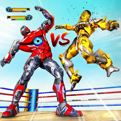 Robot Ring Fighting 2020-Real Robot Fighting Games (Mod) 1.6