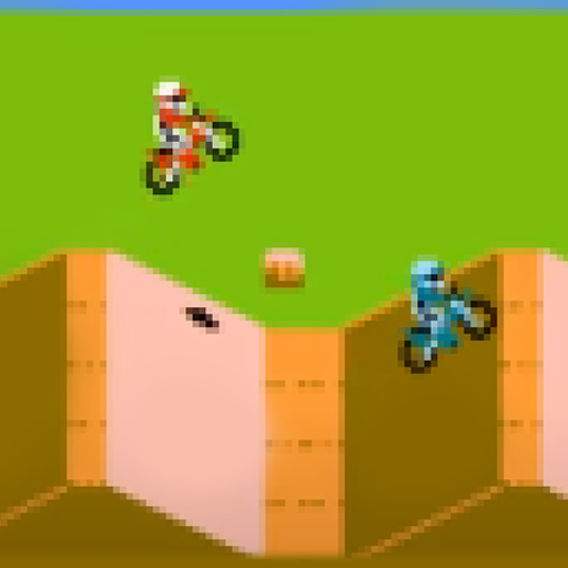 Skeleton Bike : Race 64 classic old 1984 (Mod) 1.0.2