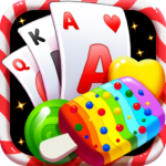 Solitaire Tripeaks: Solitaire Candy Grand Harvest (Mod) 1.2.4