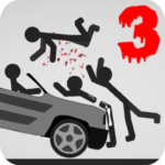Stickman Destruction 3 Heroes (Mod) 1.15
