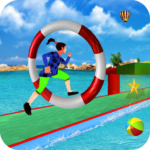 Stuntman Water Park Simulator:Impossible Games 3D (Mod) 1.3
