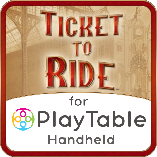 Ticket To Ride PlayTable Handheld Companion (Mod) 1.3.0
