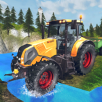 Tractor Driver Cargo 3D (Mod) 5