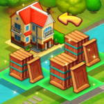 Train town – 3 match merge puzzle games (Mod) 1.1.09