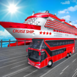 Transport Cruise Ship Game Passenger Bus Simulator (Mod) 2.4