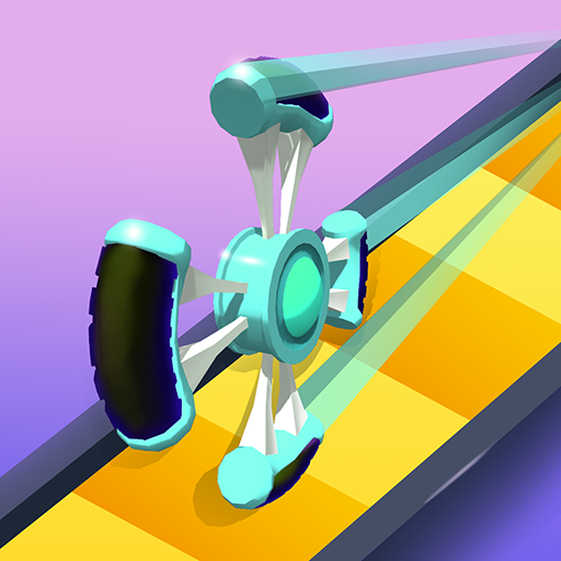 Wheels Run 3D (Mod) 1.0.6