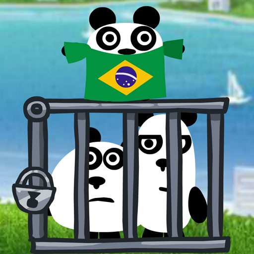 3 Pandas Brazil Escape, Adventure Puzzle Game (Mod) 1.0.1