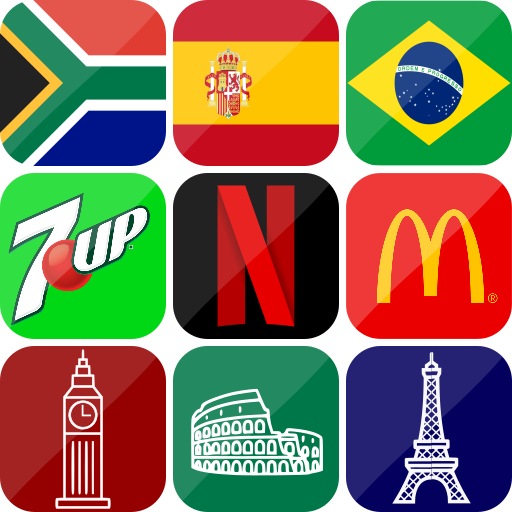 3in1 Quiz : Logo – Flag – Capital (Mod) 1.1.5