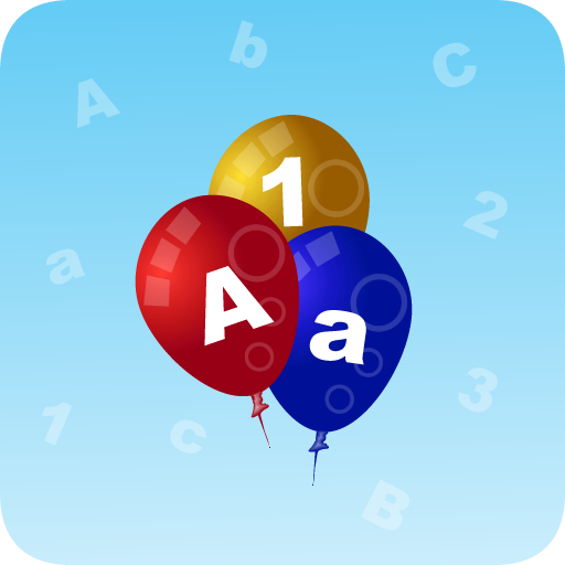 🎈Balloon Park – Learn English Alphabets & Numbers (Mod) 0.1.285