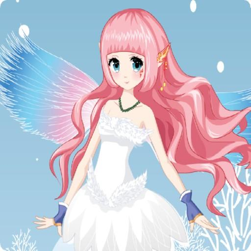 Beautiful winter snow fairy (Mod) 1.0.9