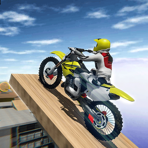 Biker Royale: Free Bike Stunts Racing Game 2019 (Mod) 1..6