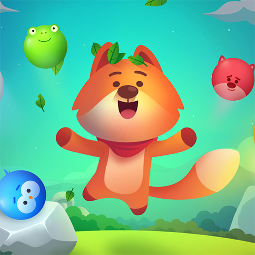 Bubble Animals Fox – Ultimate Bubble Shooter (Mod) 1.0