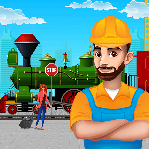 Build A Train : Craft & Ride (Mod) 1.0.2