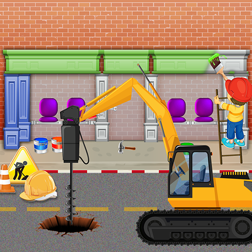 Bus Station Builder: Road Construction Game (Mod) 1.0.3