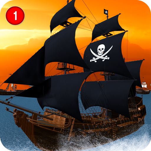 Caribbean Sea Outlaw Pirate Ship Battle 3D (Mod) 1.0.3