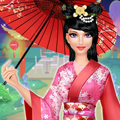 Chinese Doll Makeup – Fashion Doll Makeover Salon (Mod) 1.0
