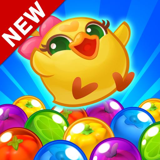 CoCo Pop: Free Bubble Match & Shooter Puzzle Game (Mod) 1.0.16