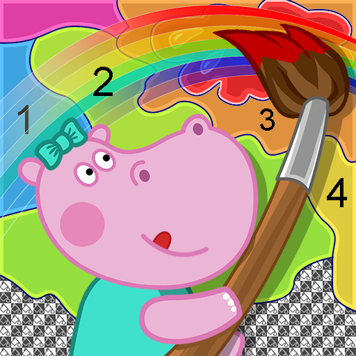 Color by Number for Kids (Mod) 1.0.8