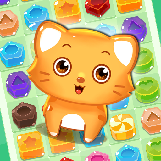 Cool Cats: Match 3 Quest – New Puzzle Game (Mod) 1.0.17
