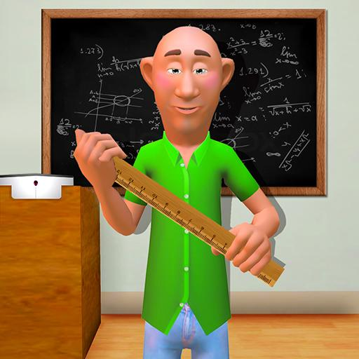Crazy Teacher of Math in School Education Learning (Mod) 1.7