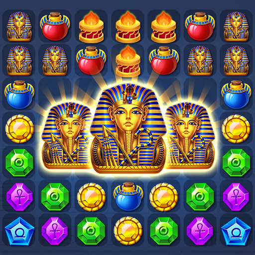 Crush Legend Predynastic Pharaoh (Mod) 1.5