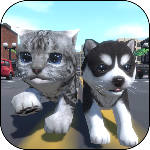 Cute Pocket Cat And Puppy 3D (Mod) 1.0.7.8