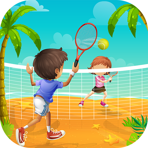 Cute Tennis Top Spin Master Challenge (Mod) 1.0