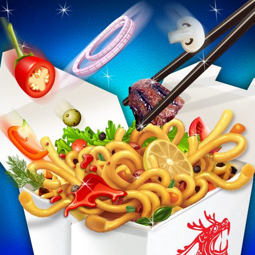 Delicious Chinese Food Maker – Best Cooking Game (Mod) 1.0.5