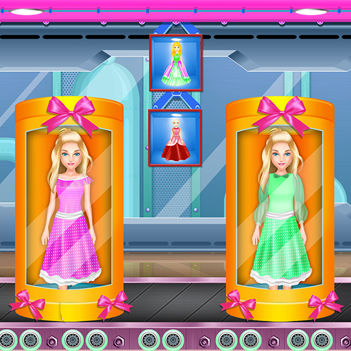 Dream Doll Factory: Princess Toy Maker Game (Mod) 1.0.4