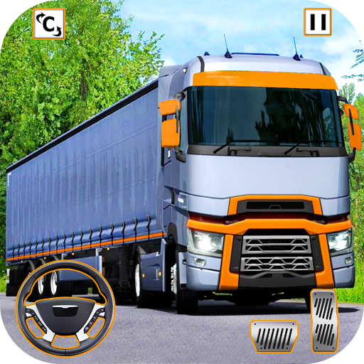 Euro Truck Driver 3D: Top Driving Game 2020 (Mod) 0.5