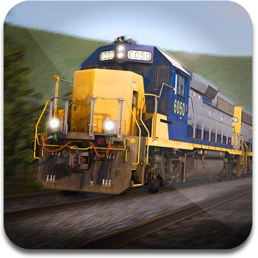 Fast Euro Train Driver Sim: Train Games 3D 2020 (Mod) 1.7