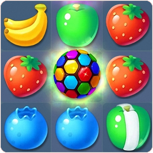 Fruit Candy Blast – Match 3 Puzzle (Mod) 1.1