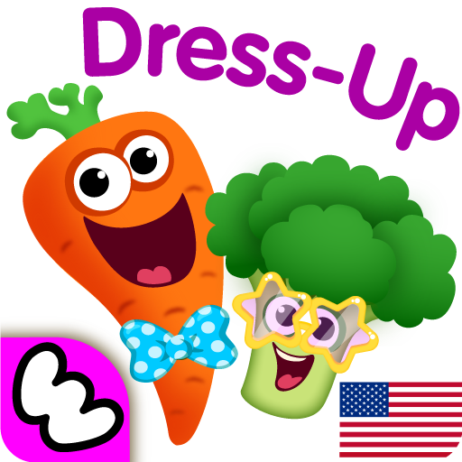 Funny Food DRESS UP games for toddlers and kids!😎 (Mod) 1.6.0.1