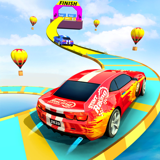 Furious Car Stunts Mega Ramp Car Games (Mod) 3.4